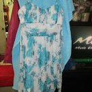 Speechless Juniors White W/Floral Print Dress Semi-Formal M NWT VALENTINE EASTER