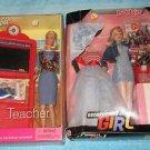 Teacher Barbie Blonde & Generation Girl Barbie Blonde