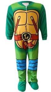 TMNT Ninja Turtles Toddlers 1pc Blanket Sleeper Pajamas NWT size 2T