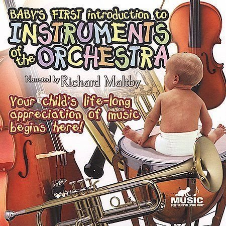 Baby's First: Intro to Instruments of the Orchestra NEW