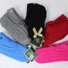 L Ralph Lauren Women's Cable-Knit Sock Booties OS Choose Color
