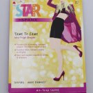 Star Power SPANX Tame-to-Fame Mid-Thigh Shaper Natural Glam ~ Backdrop Black