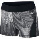 "NIKE Pro Hypercool Frequency 3"" Running Training Shorts Black Gray Medium"
