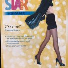 Star Power SPANX Stand-Out Shaping Sheers Nude Glow/Backdrop Black size A/B