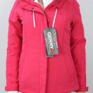 Gerry Women's 3-in-1 Tiffany Vault Filled Active Jacket 9450 Coral White