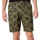 American Rag Men's Southwest Camo Casual Walking Shorts Dusty Olive size 36