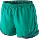 Nike Women's Dri-FIT Tempo Running Shorts Rio Teal NWT