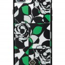Vera Bradley Printed Clear Flexible iPhone 7 Plus Case Imperial Rose