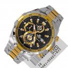 Casio Edifice EFR-539SG-1A Chronograph Stainless Steel Size 50mm Dial Color Black