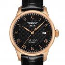 Men Watch Tissot Le Locle T41.5.423.53 Automatic Leather Strap Size 39mm