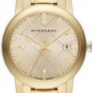 Women Watch Burberry The City BU9033 Stainless Steel Size 38mm Date Display