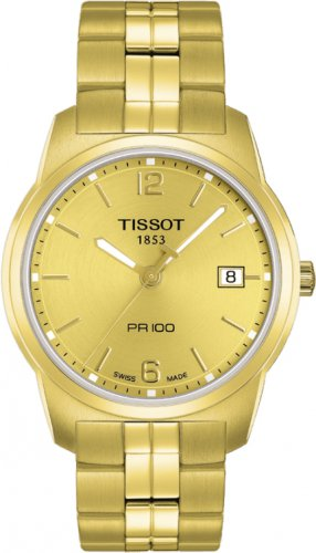 Men Watch Tissot T049.410.33.027.00 Stainless Steel Automatic Case Size 38mm