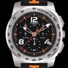 Men Tissot T-Sport T036.417.17.057.01  Chronograph Stainless Steel Case Size 44mm