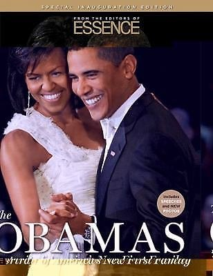 The Obamas : Portrait of America's New First Family (2009, Hardcover)