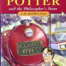 Harry Potter and the Philosopher's Stone 1 by J. K. Rowling (2000, Hardcover)