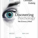 New 1st Editions in Psychology: Discovering Psychology : The Science of Mind...