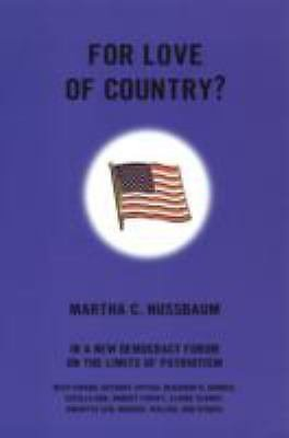 New Democracy Forum: For Love of Country? : A New Democracy Forum on the...