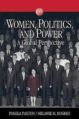Sociology for a New Century: Women, Politics, and Power : A Global...