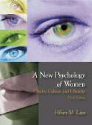 A New Psychology of Women : Gender, Culture, and Ethnicity by Hilary M. Lips...