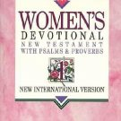 Women's Devotional New Testament with Psalms and Proverbs by Devo (1996,...
