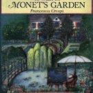 A Walk in Monet's Garden : A Pop-Up Book (1995, Hardcover)