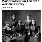 Major Problems in American Women's History by Ruth M. Alexander, Mary Beth...