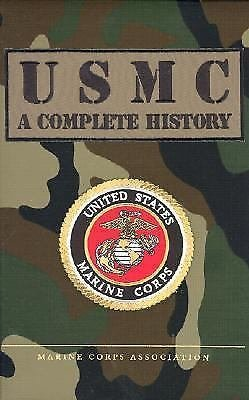 U. S. M. C. : A Complete History (2002, Hardcover)
