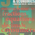Mathematics and Economics : Connections for Life, Grades 3-5 (2006, Paperback)
