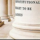No Constitutional Right to Be Ladies : Women and the Obligations of...