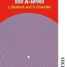 Mathematics - The Core Course for A-Level by F. S. Chandler and L. Bostock...