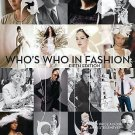 Who's Who in Fashion by Anne Stegemeyer and Holly Price Alford, 5th Edition