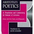 Aristotle's Poetics : A Translation and Commentary for Students of Literature...