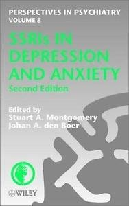 Perspectives in Psychiatry: SSRIs in Depression and Anxiety 7 by Stuart A....