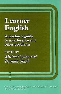 Cambridge Handbooks for Language Teachers: Learner English : A Teacher's...