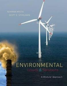 Explore Our New Earth Sciences 1st Editions: Environmental Issues and...