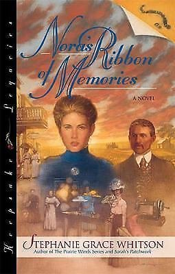 Prairie Winds: Nora's Ribbon of Memories : A Novel 3 by Stephanie Grace...