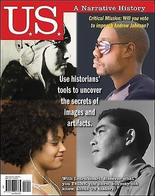 U.S.: A Narrative History by James West Davidson, 6th Edition