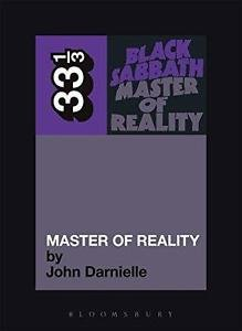 33 1/3: Black Sabbath's Master of Reality by John Darnielle (2008, Paperback)