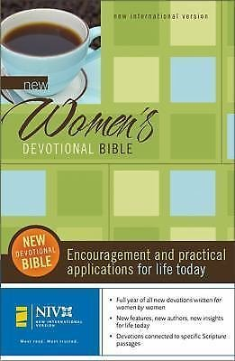 New Women's Devotional Bible (2006, Paperback, New Edition, Revised)