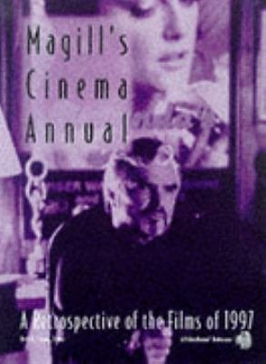 Magill's Cinema Annual : A Retrospective of the Films of 1997 by Visible Ink...