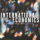 International Economics in the Age of Globalization by Jan S. Hogendorn and...