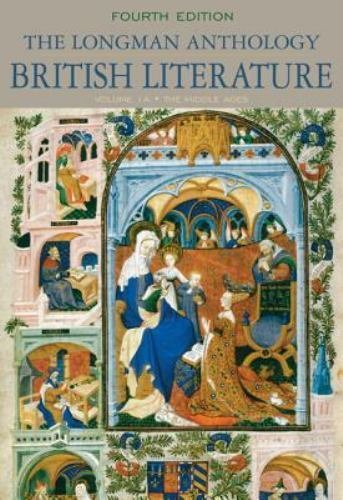 Damrosch British: The Longman Anthology of British Literature Vol. 1A : The...