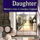 Yale Nota Bene: The Gentleman's Daughter : Women's Lives in Georgian England...