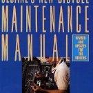 Sloane's New Bicycle Maintenance Manual by Eugene Sloane and Eugene A. Sloane...