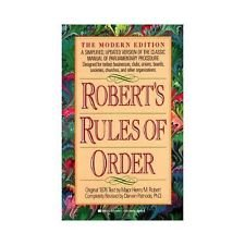 Robert's Rules of Order : The Modern Edition by Henry M. Robert (1993,...