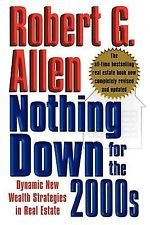 Nothing down for The 2000s : Dynamic New Wealth Strategies in Real Estate by...
