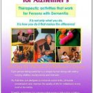Abc's of Activities for Alzheimers by Amira Tame (2005, Paperback)