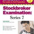 Barron's Stockbroker Examination: Series 7 by Joseph A. Walker and Michael T....