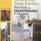 Modern Real Estate Practice in New York for Salespersons by Edith Lank and...
