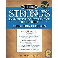 The New Strong's Exhaustive Concordance of the Bible by James Strong (1995,...